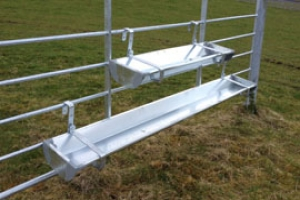 4 Ft Hanging Calf Trough