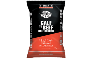 Calf to Beef Crunch 18%