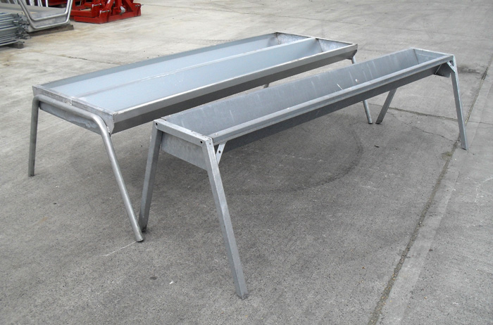 Gibneys Double Cattle Trough - 8ft