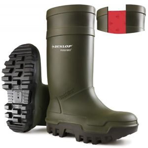 Dunlop Purofort Thermal Plus Full Safety Steel Toe - C662933