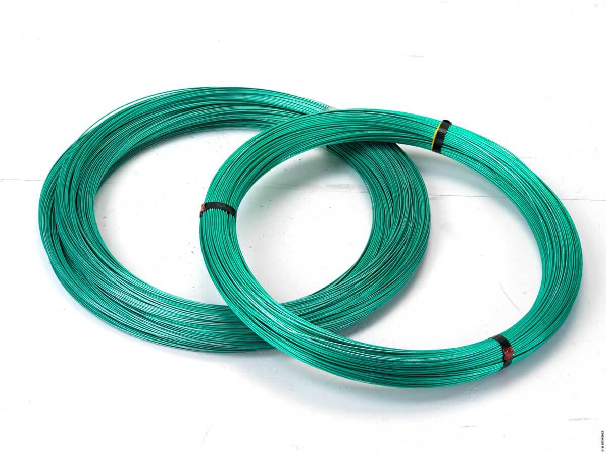 Moreda Green Coil Wire 650m