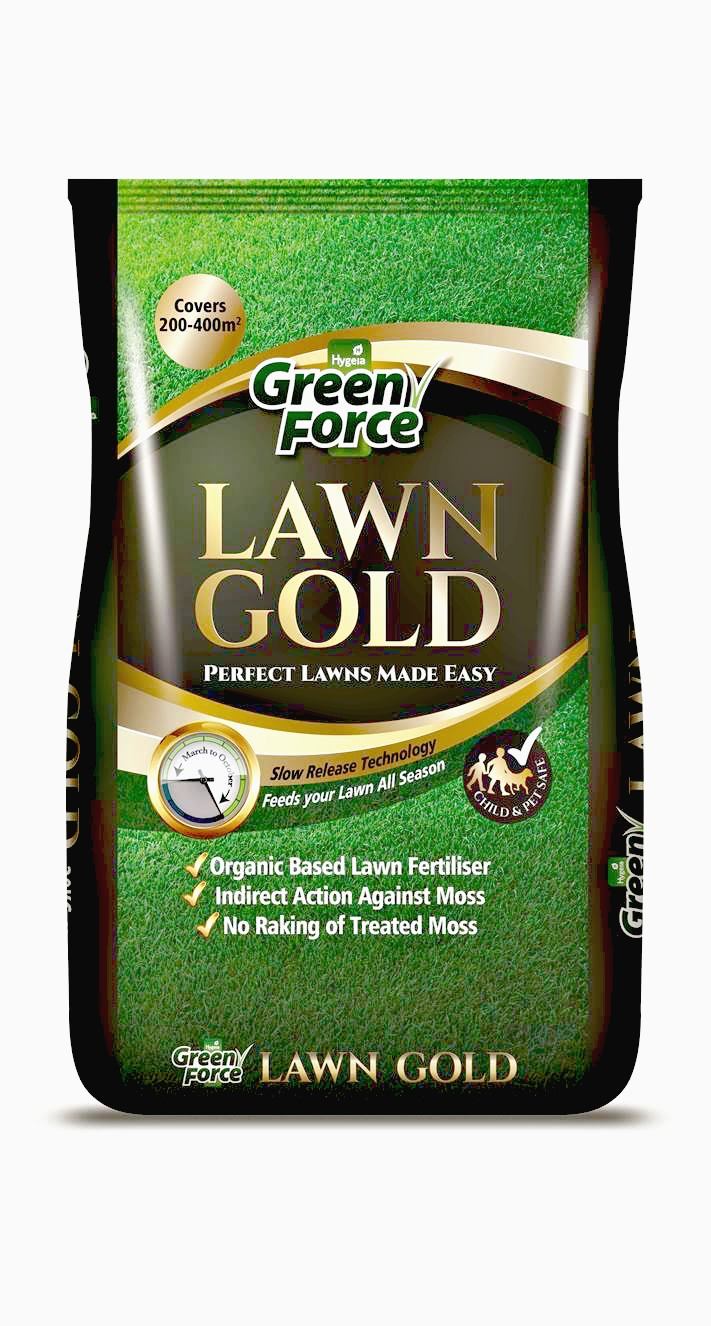 Green Force - Lawn Gold Classic 20kg