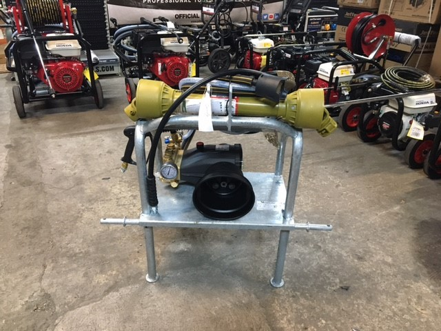 Maxflow 25/250 PTO Washer