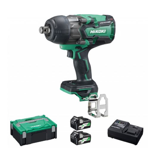 HiKOKI / HiTACHI 36V (3/4) Brushless Impact Wrench (HKWR36DA)