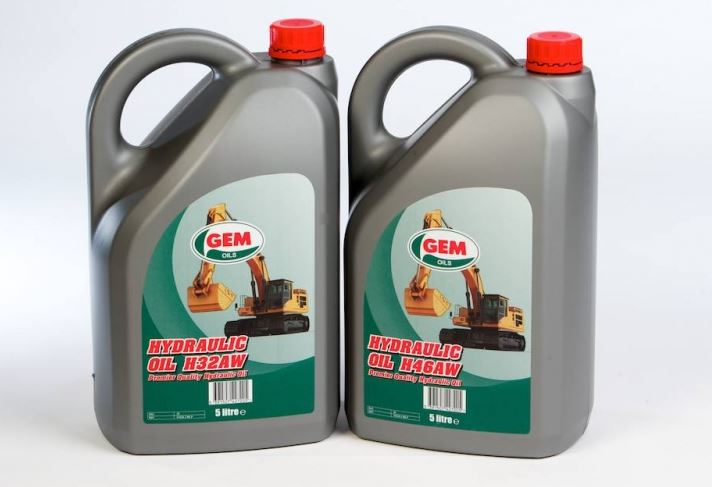 Gem Hydraulic Oil 32 20 Ltr