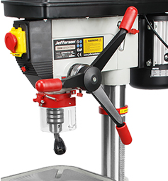 Jefferson - 750W Pillar Drill - JEFPDB0750-12S