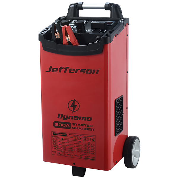 Jefferson - 230A Starter Charger (JEFSTACHG230)