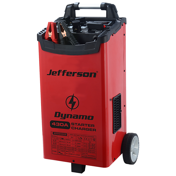 Jefferson - 430A Starter Charger (JEFSTACHG430)