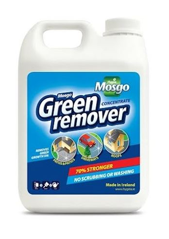 MOSGO - Green Remover 5Ltr (Concentrate)