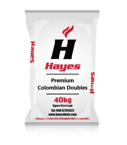 Hayes Colombian Doubles 40kg