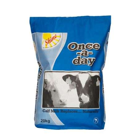 Shine - Once A Day Calf Milk