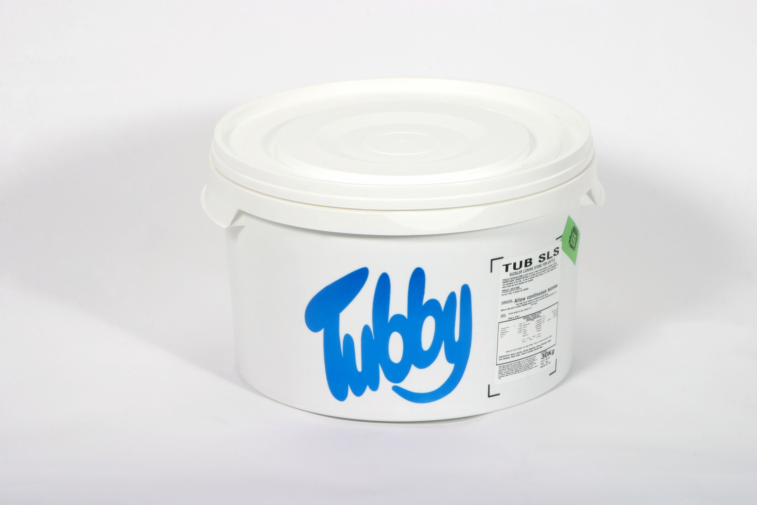 Tubby - Forbut Sheep Bucket (Orf Treatment)