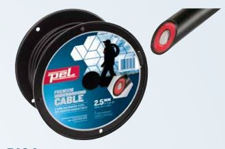 PEL Underground Cable 100Mtr 2.5mm